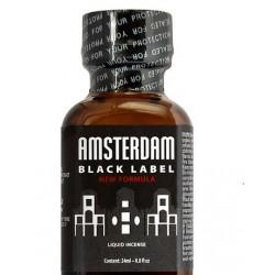 Poppers Amsterdam Black Label - 24 ml