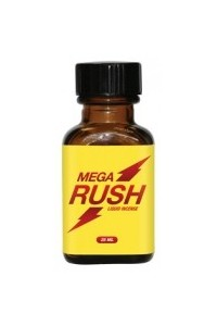 Poppers MEGA Rush 25 ml