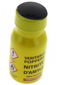 Poppers véritable au nitrite d'amyle 13 ml
