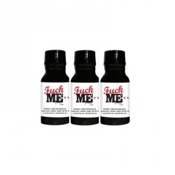 Poppers Fuck me 13 ml by 3 bottles